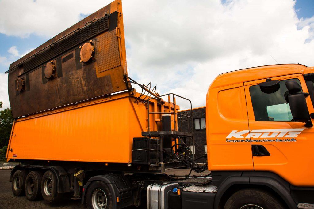 Güterkraftverkehr Spezialfahrzeuge 2