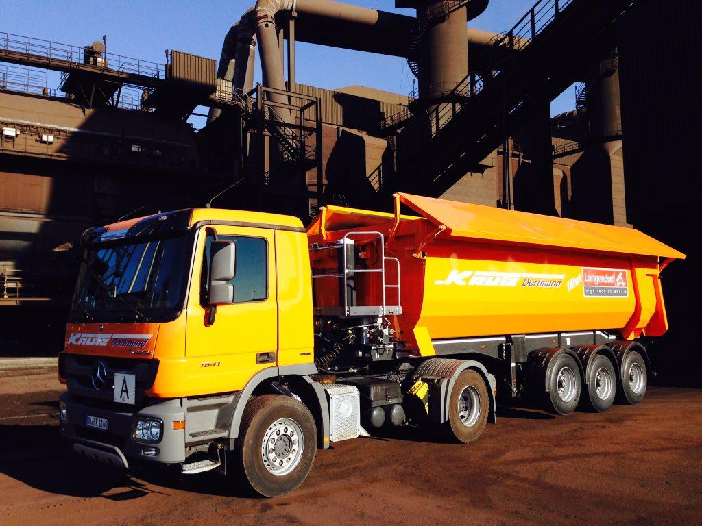 Güterkraftverkehr Spezialfahrzeuge 1