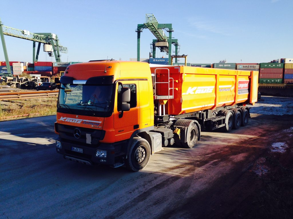Güterkraftverkehr 1